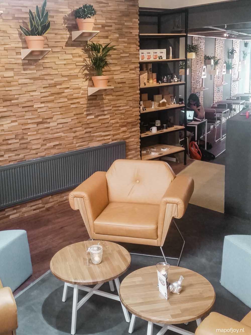 Kaafi, food hotspot Den Haag - Map of Joy