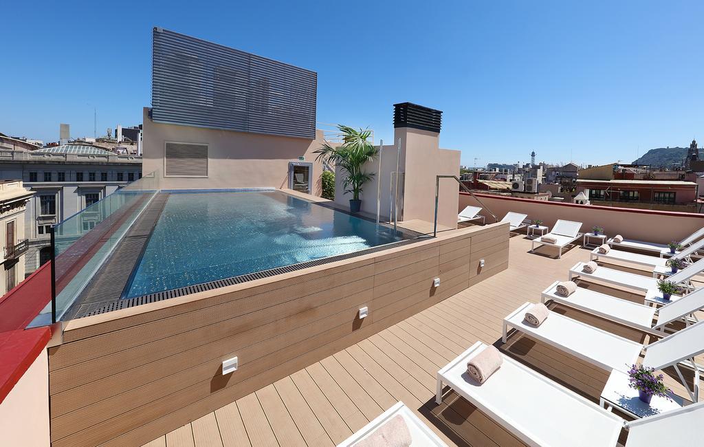 12 bijzondere en betaalbare accommodaties in Barcelona, Park Hotel
