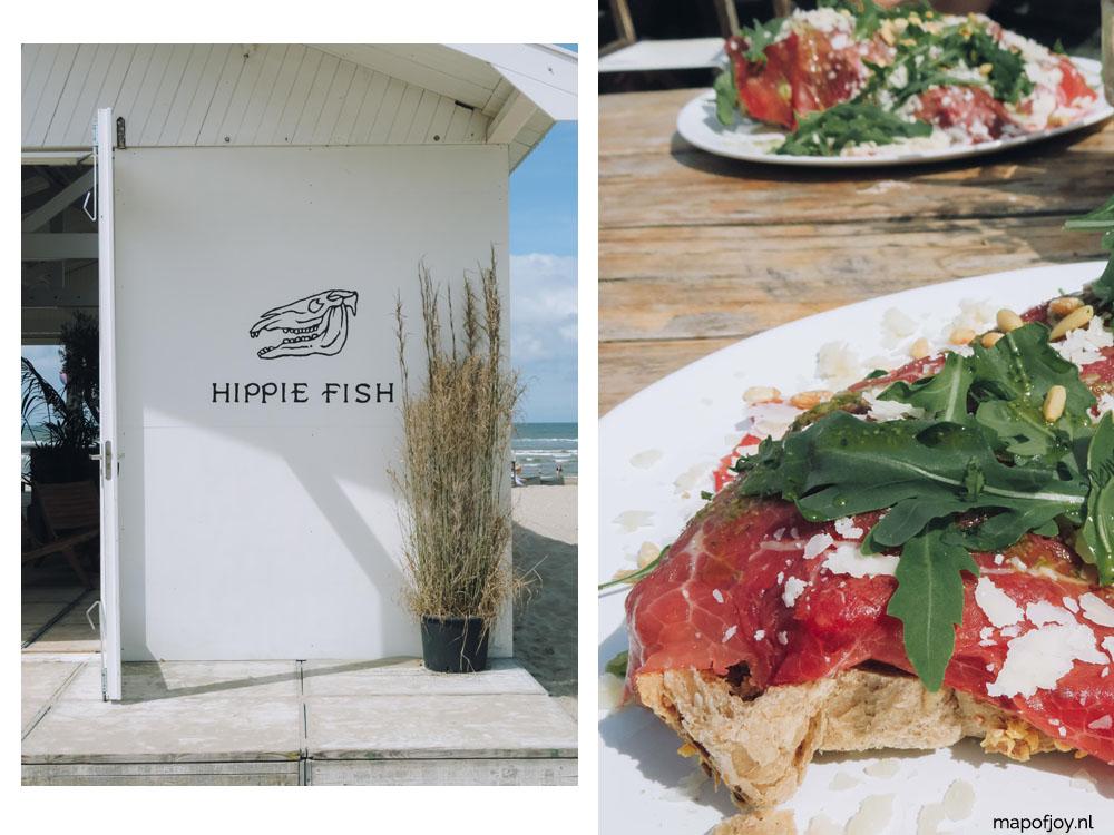 Hippie Fish, Zandvoort - Map of Joy