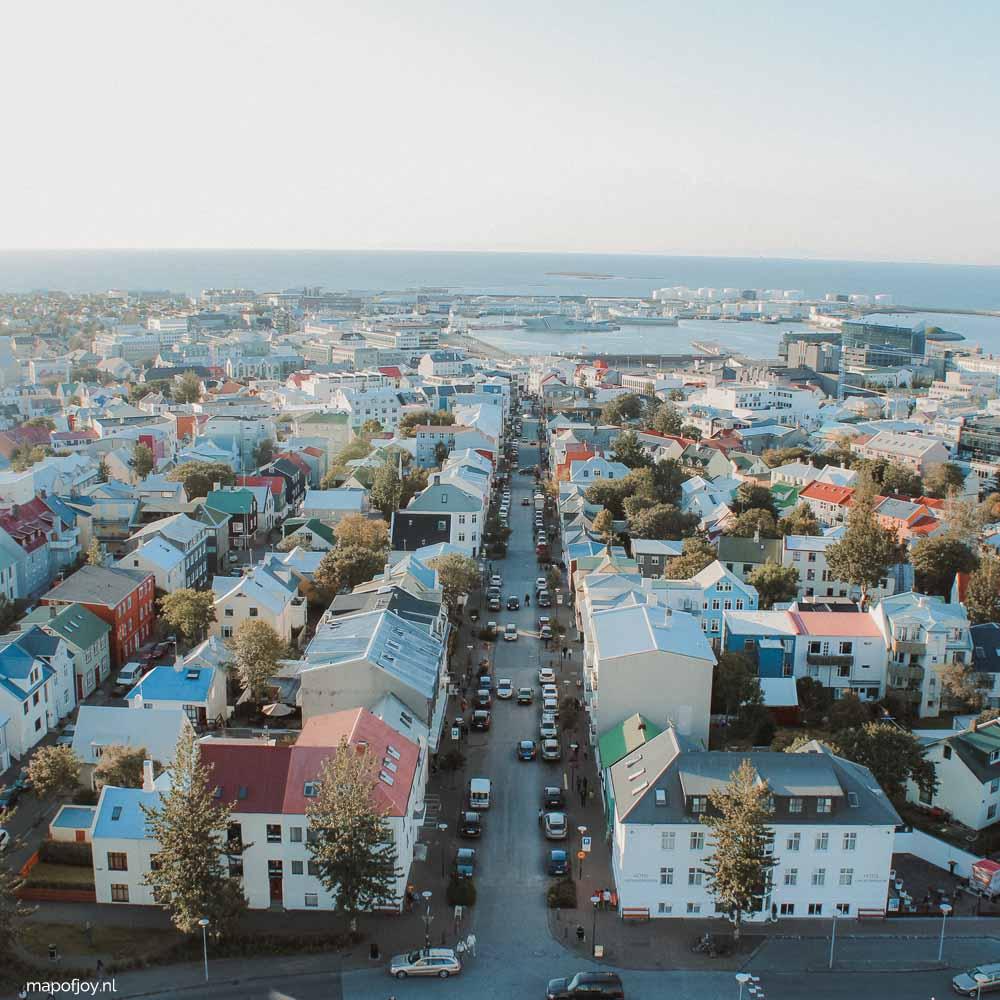 Dit zijn de 26 leukste stedentrips in de herfst, Reykjavik