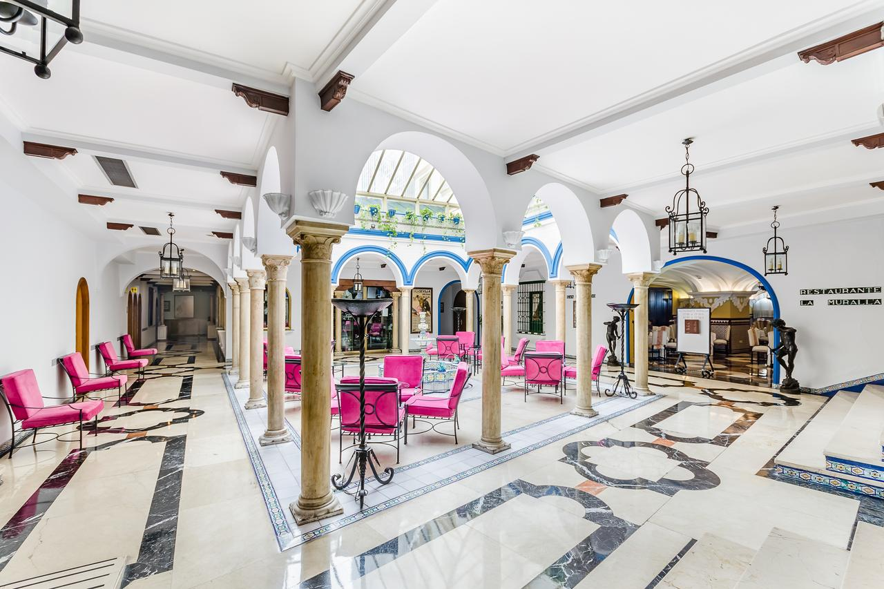 Hotel Sevilla Macarena, accommodatie Sevilla