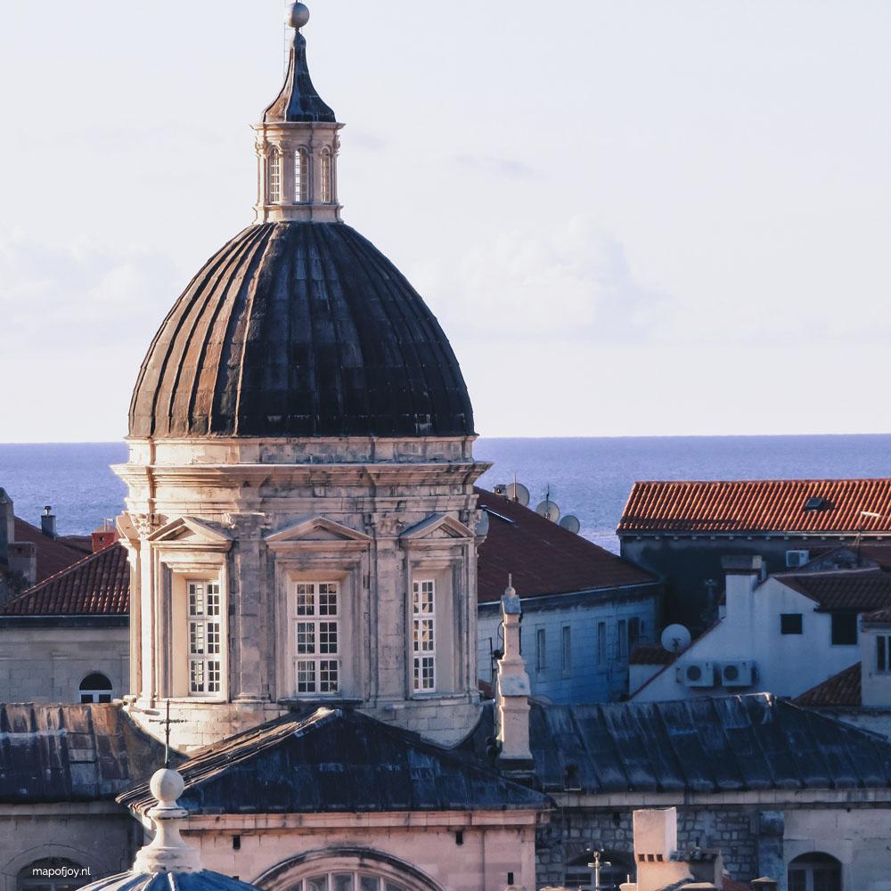 Kathedraal van Dubrovnik - Map of Joy