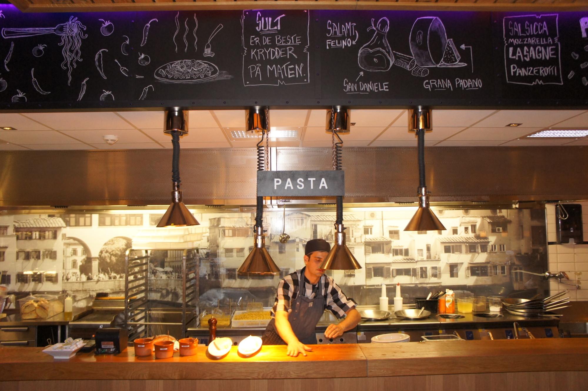 Pastafabrikken, Tromso, Norway