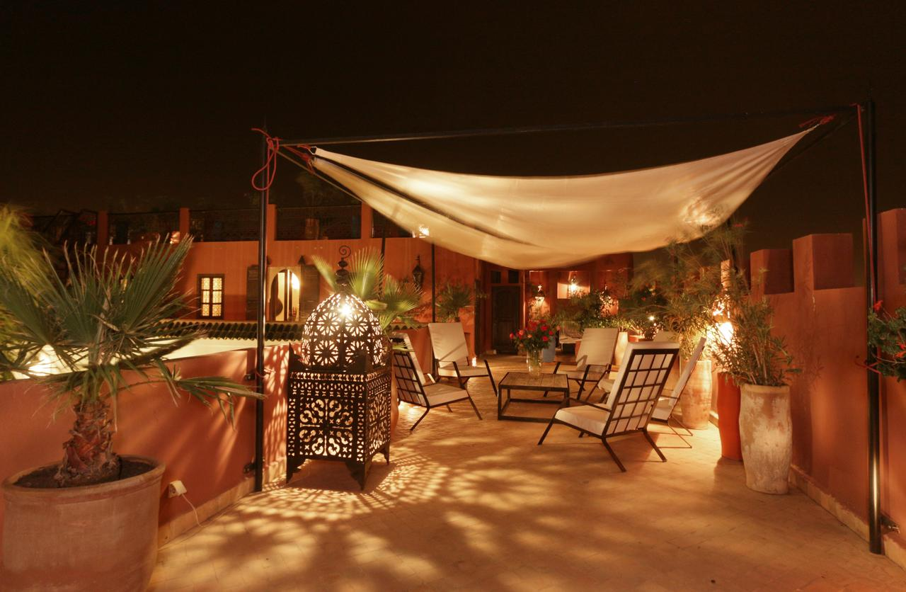 Riad Pachavana, Marrakech, leuke, goedkope accommodatie - Map of Joy
