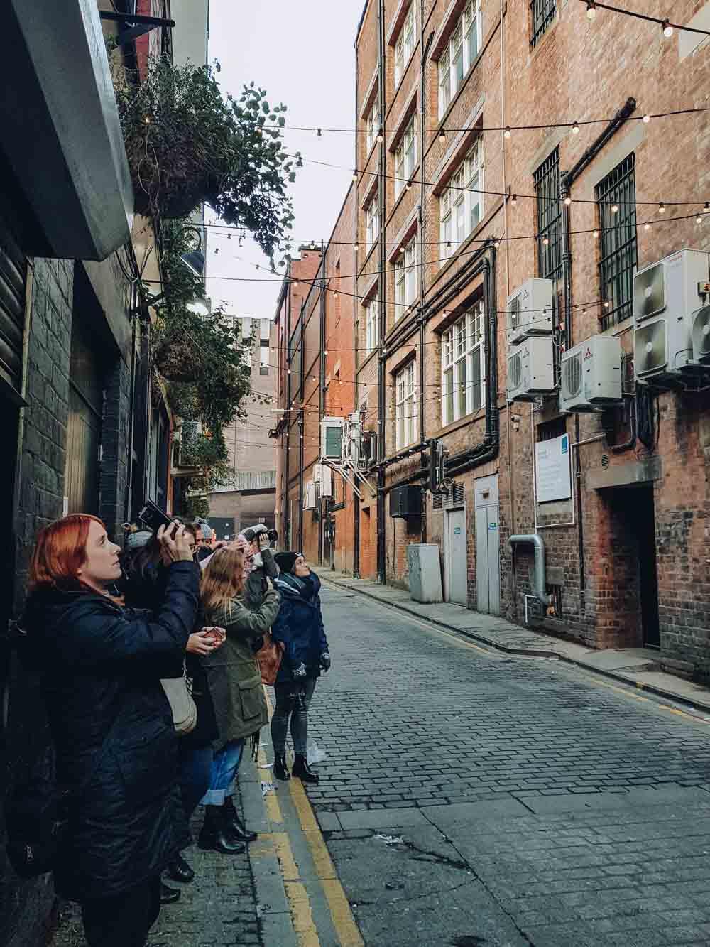 Doen in Glasgow: street art tour - Map of Joy