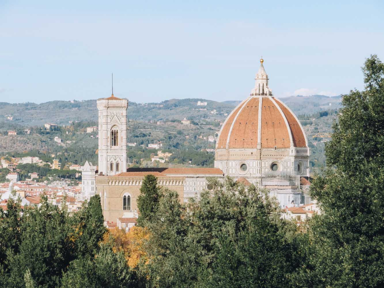 Tips voor de mooiste stad van Toscane, Florence - Map of Joy