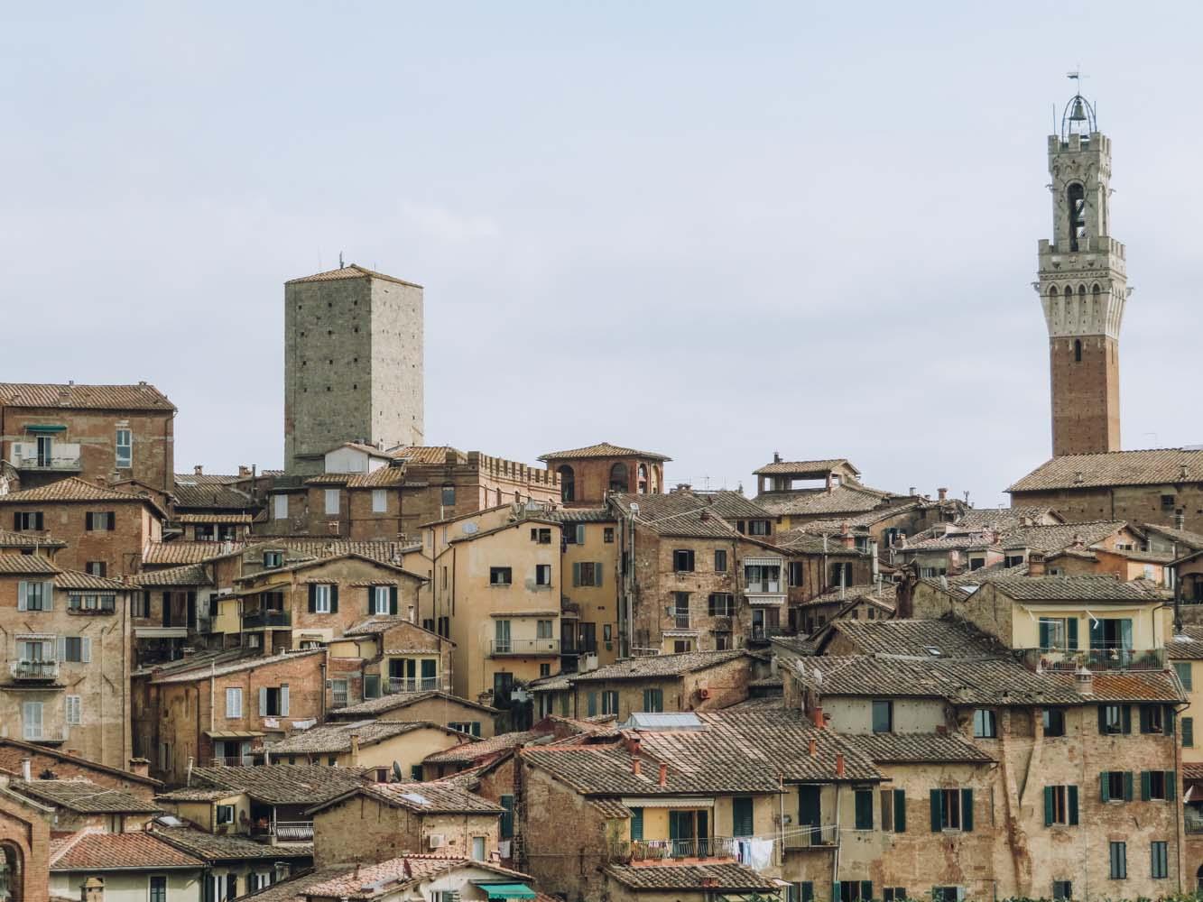 Siena, één van de mooiste dorpjes van Toscane - Map of Joy