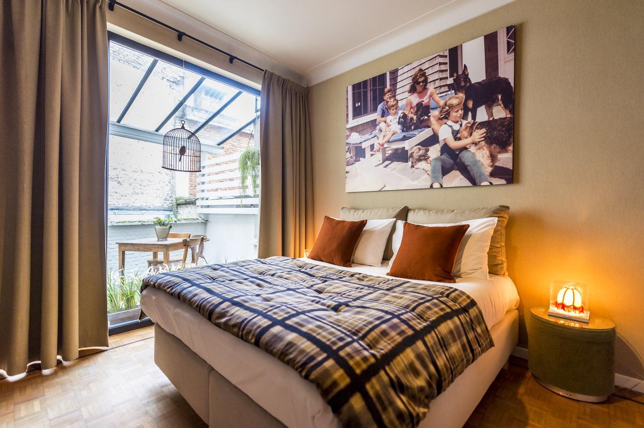 Aplace, leuke betaalbaar hotel Antwerpen - Map of Joy