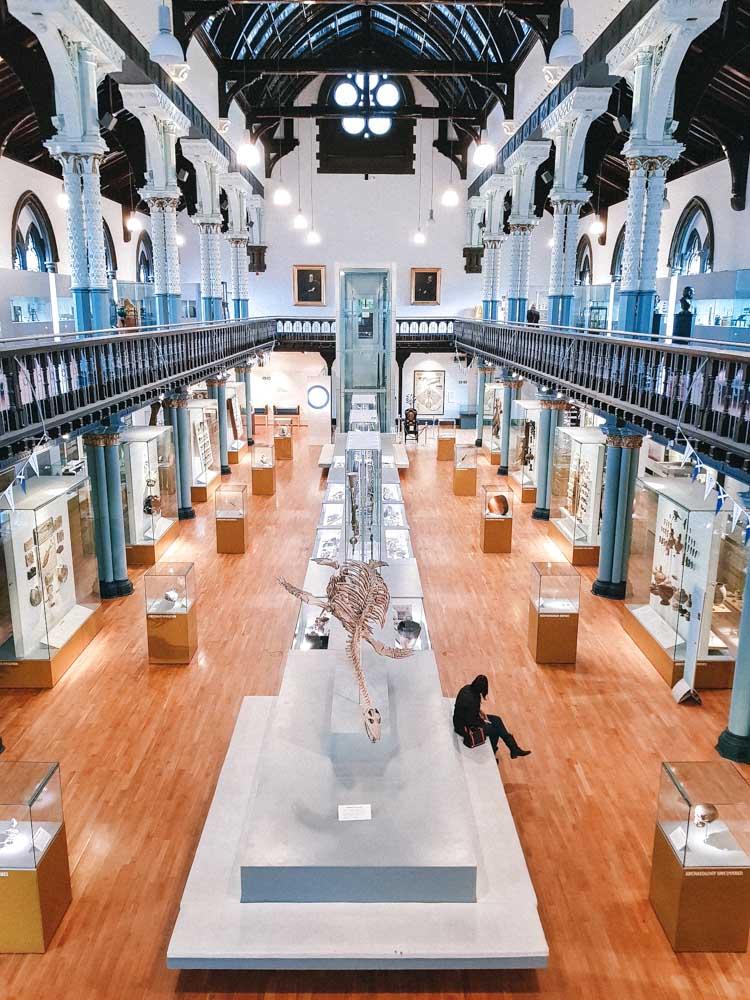 Museum The Hunterian, Glasgow - Map of Joy