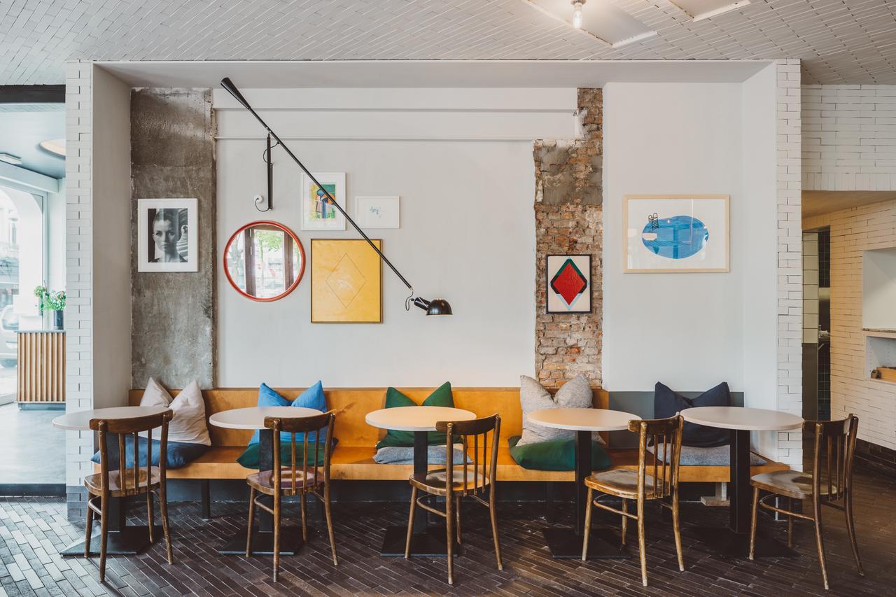Hotel Pilar, leuke betaalbaar hotel Antwerpen - Map of Joy