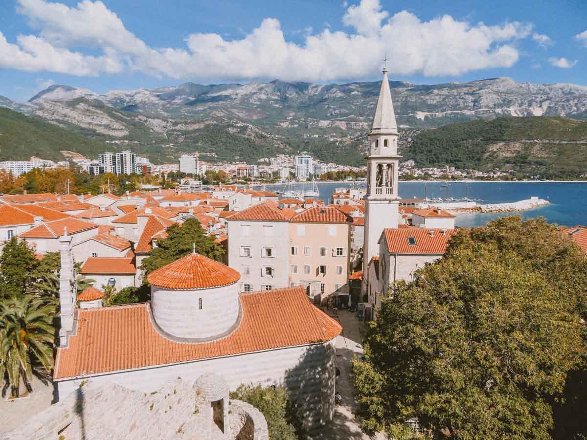 dagtrip vanuit Dubrovnik naar Montenegro - Map of Joy