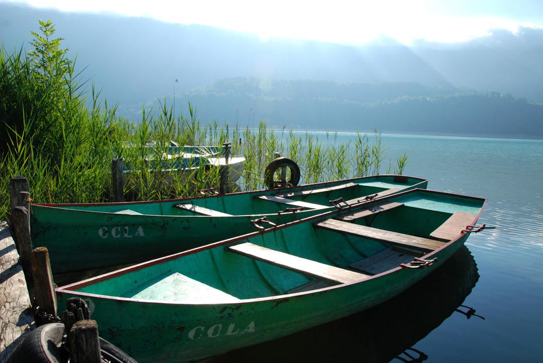 Doen op en rond het meer van Aiguebelette, Frankrijk - Map of Joy