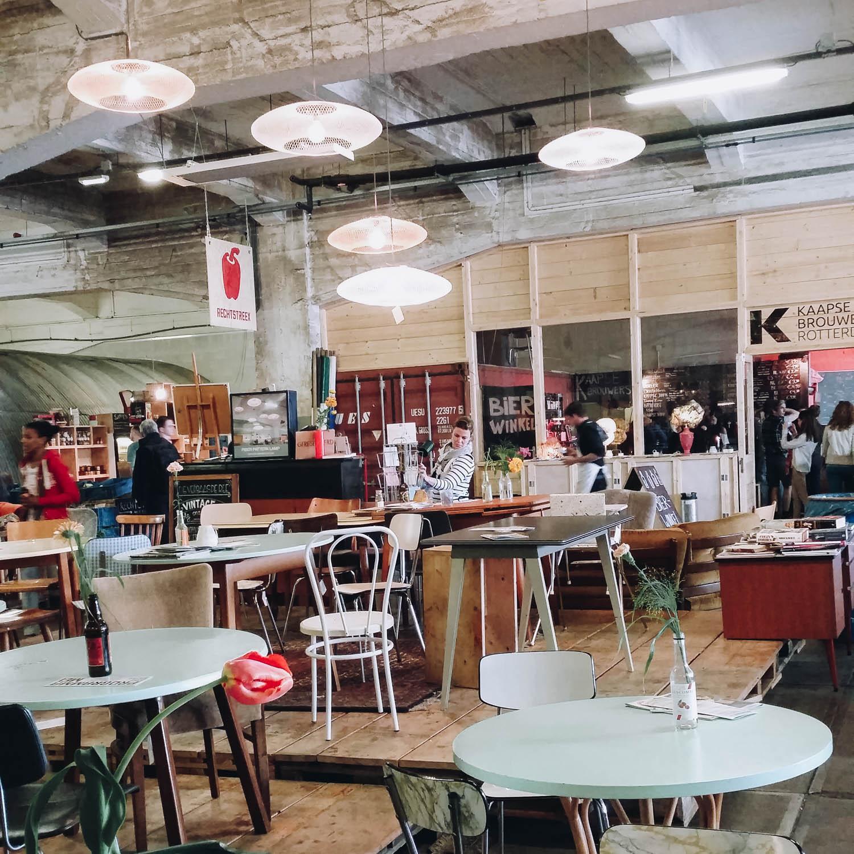 Fenix Food Factory, food hotspot Rotterdam - Map of Joy