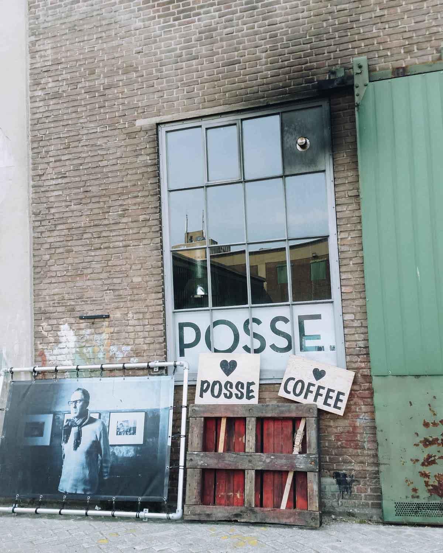 Posse, food hotspot Rotterdam - Map of Joy