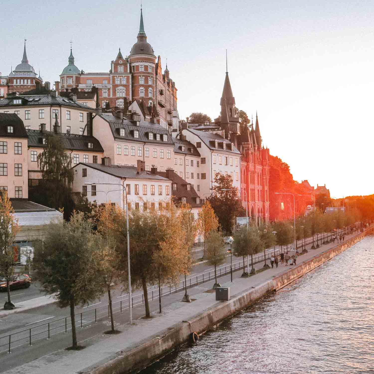 10 leuke, betaalbare hotels in Stockholm - Map of Joy