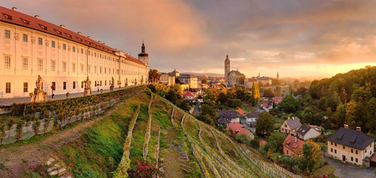 Kutná Hora, Tjechië