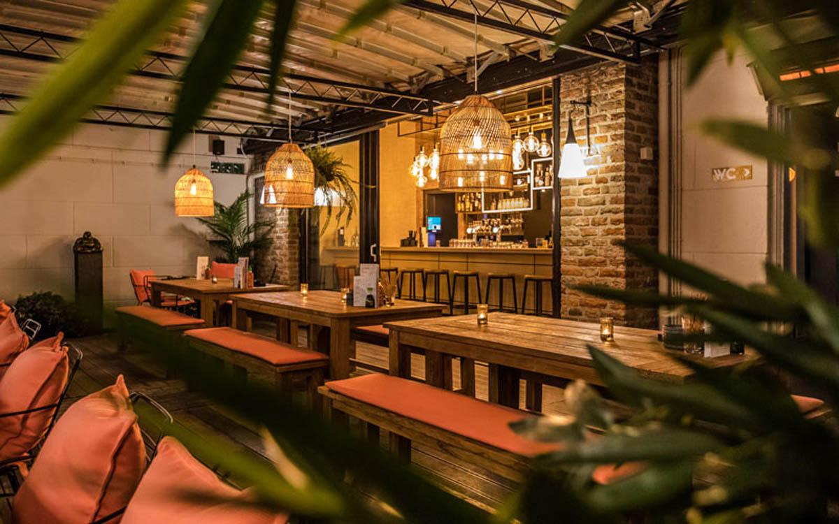 Tiger Mama restaurant Utrecht - Map of Joy