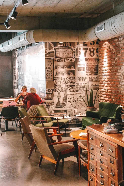 Stan & Co, restaurant, Utrecht - Map of Joy