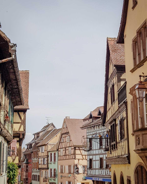 Doen in Riquewihr, Elzas in Frankrijk - Map of Joy