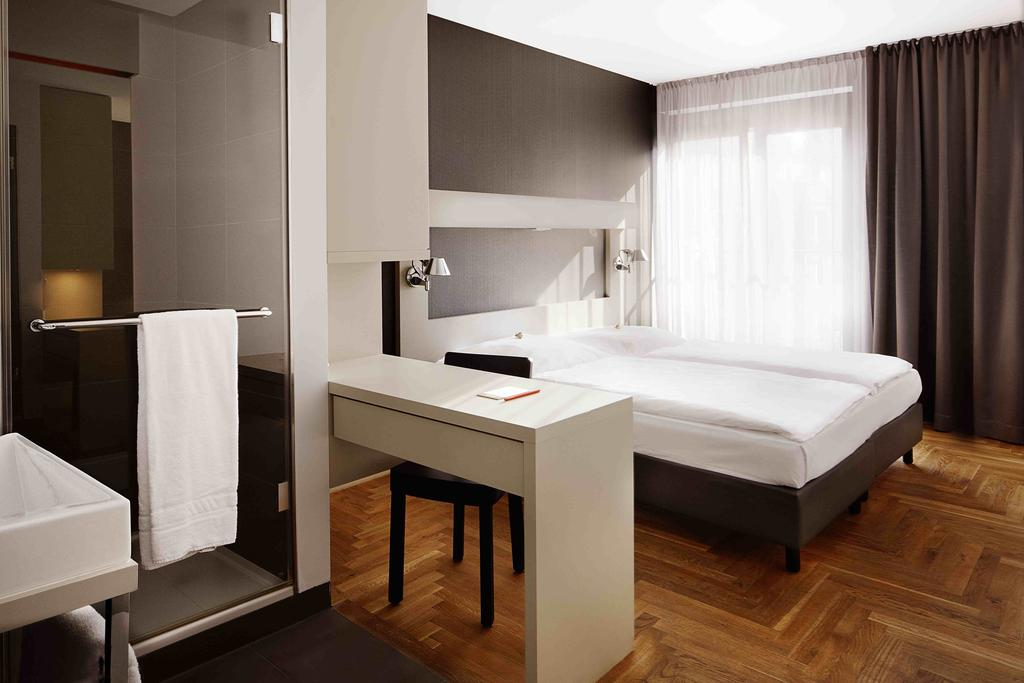 Hotel AMANOm leuk hotel Berlijn