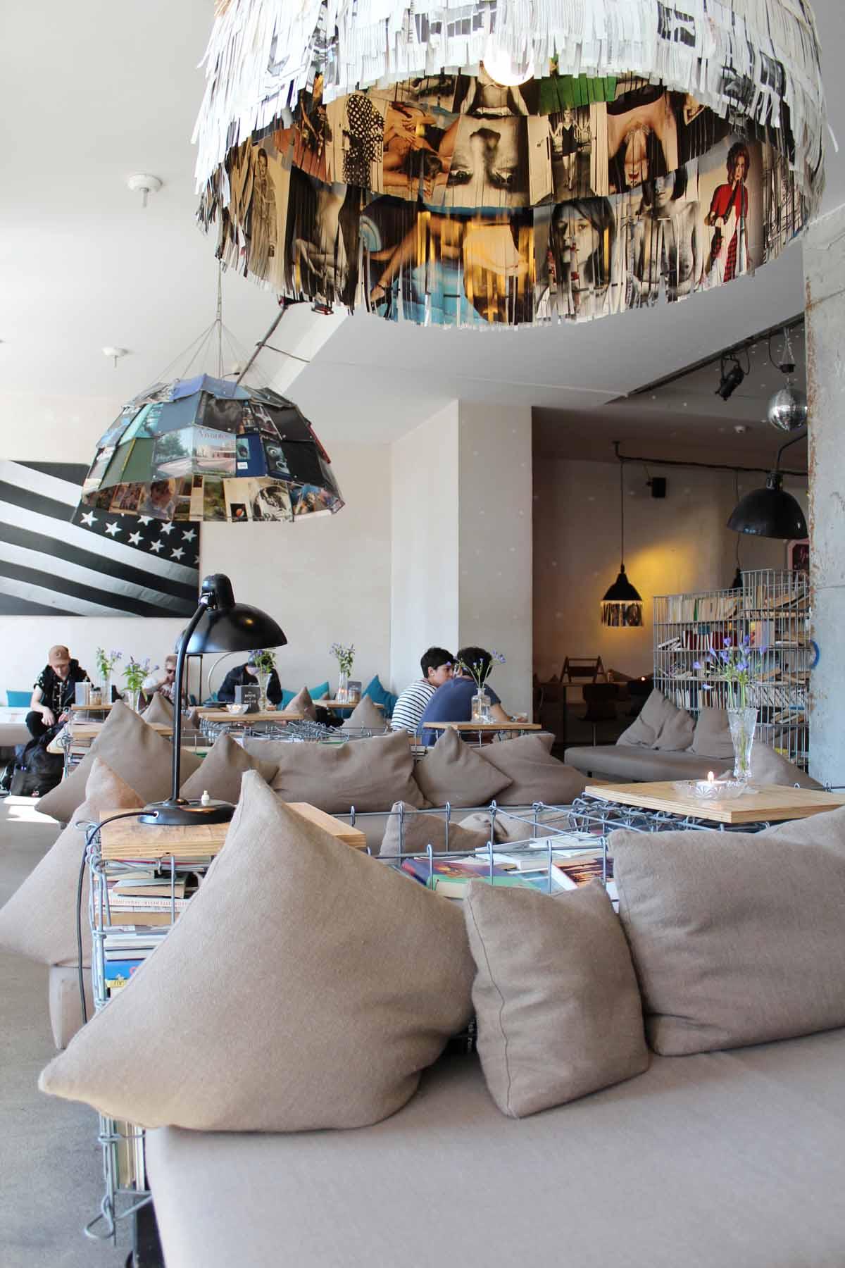 Michelberger Hotel, leuk hotel Berlijn