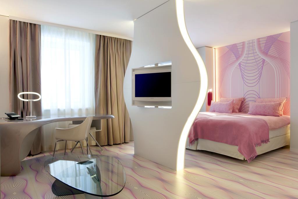 Nhow Berlin, leuk hotel Berlijn