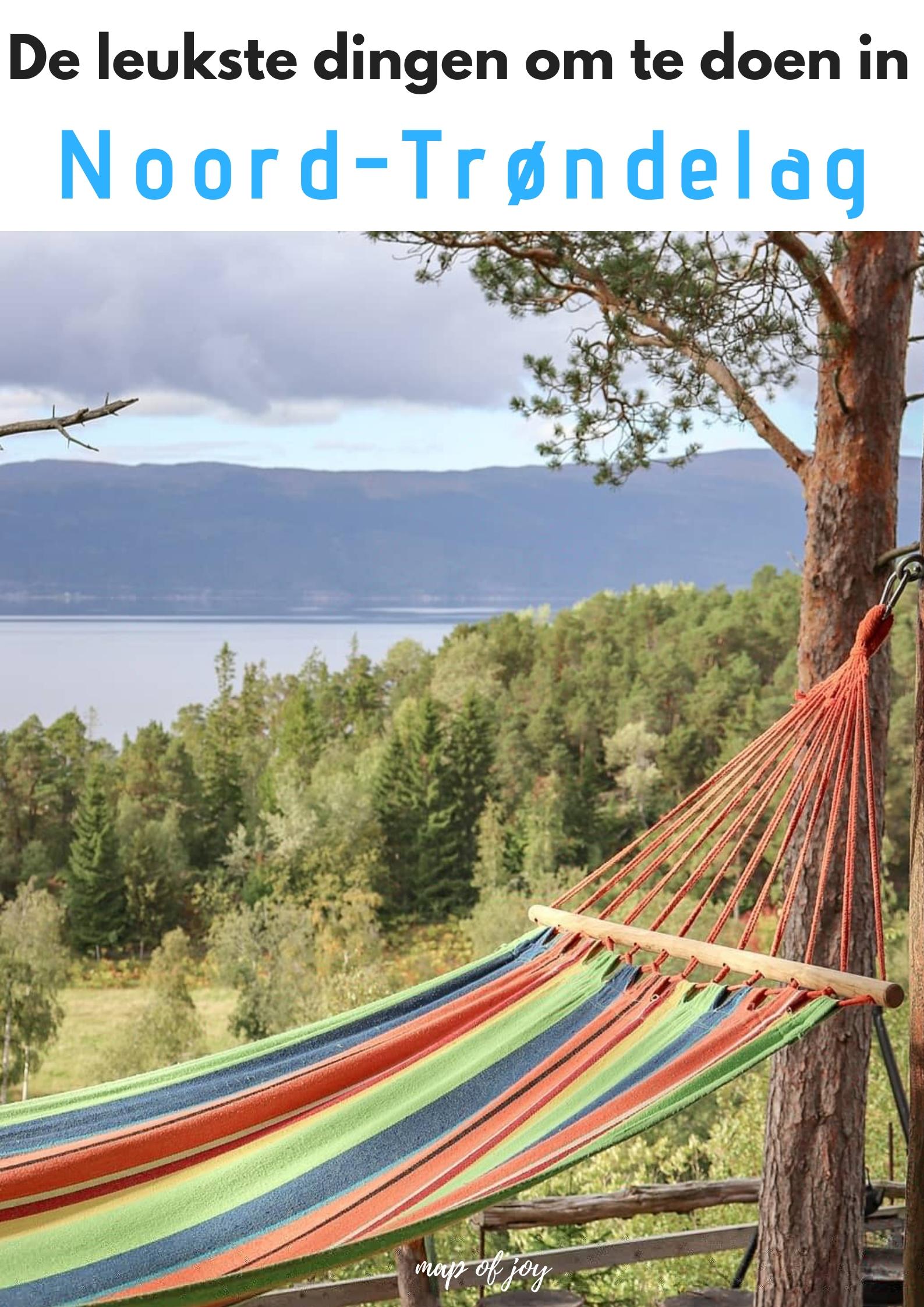 De leukste dingen om te doen in Noord-Trøndelag - Map of Joy