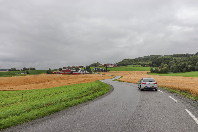Golden Road route, Inderoy, de leukste dingen om te doen in Noord-Trøndelag - Map of Joy