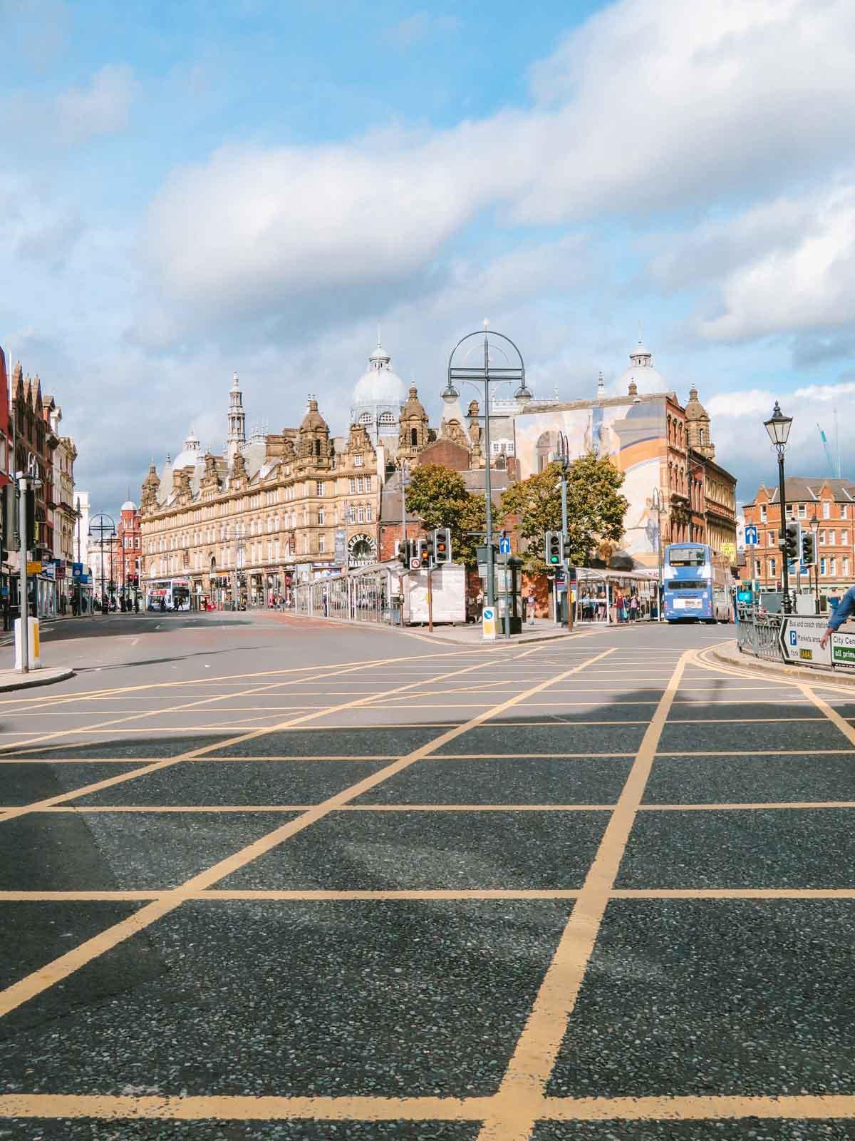 Leuke dingen doen in Leeds - Map of Joy