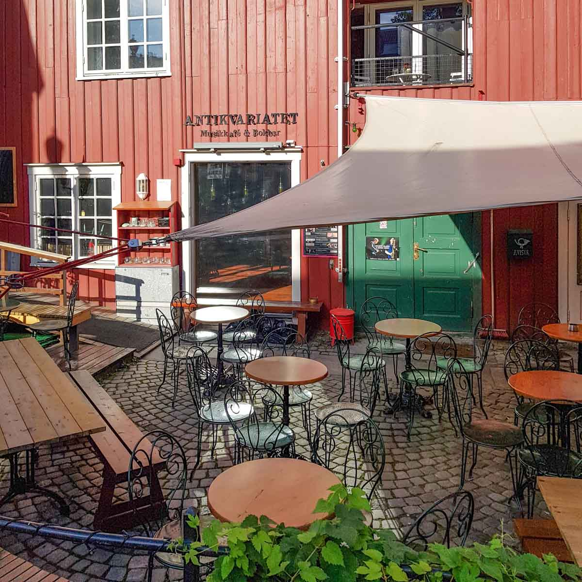 Antikvariatet, 23x eten en drinken in Trondheim - Map of Joy