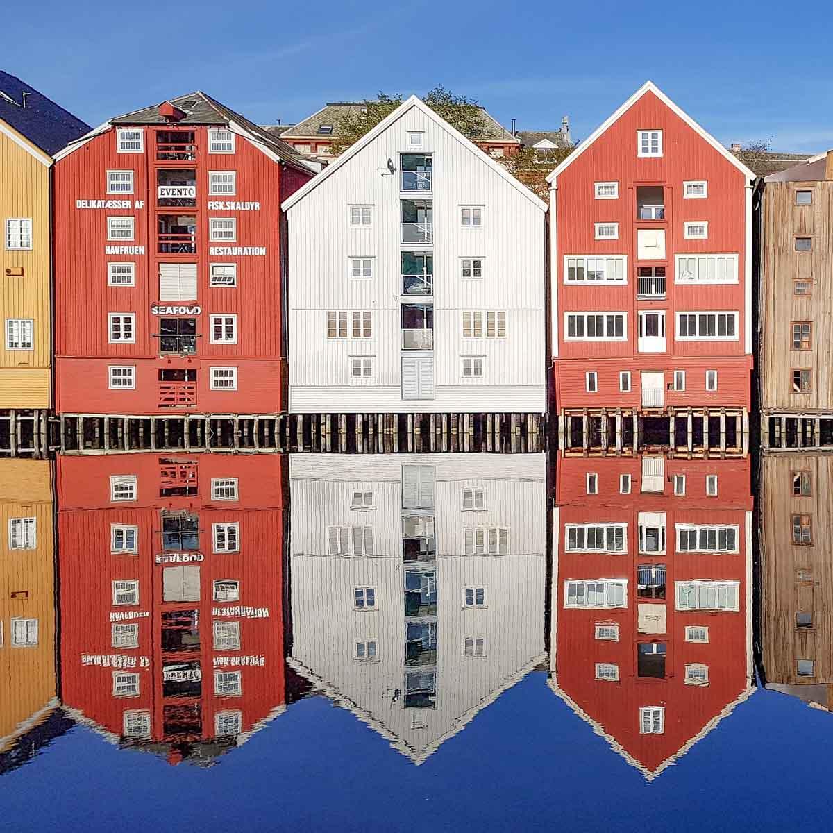 23x eten en drinken in Trondheim