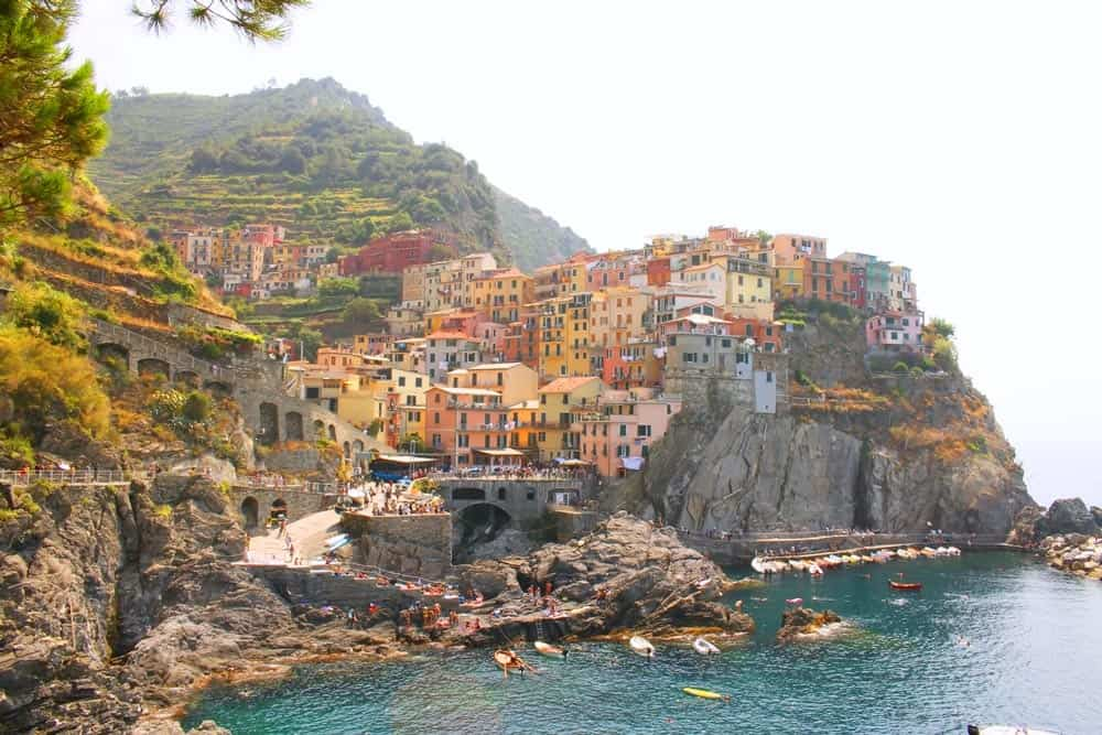 Manarola, 5x tips voor een bezoek aan Cinque Terre - Map of Joy