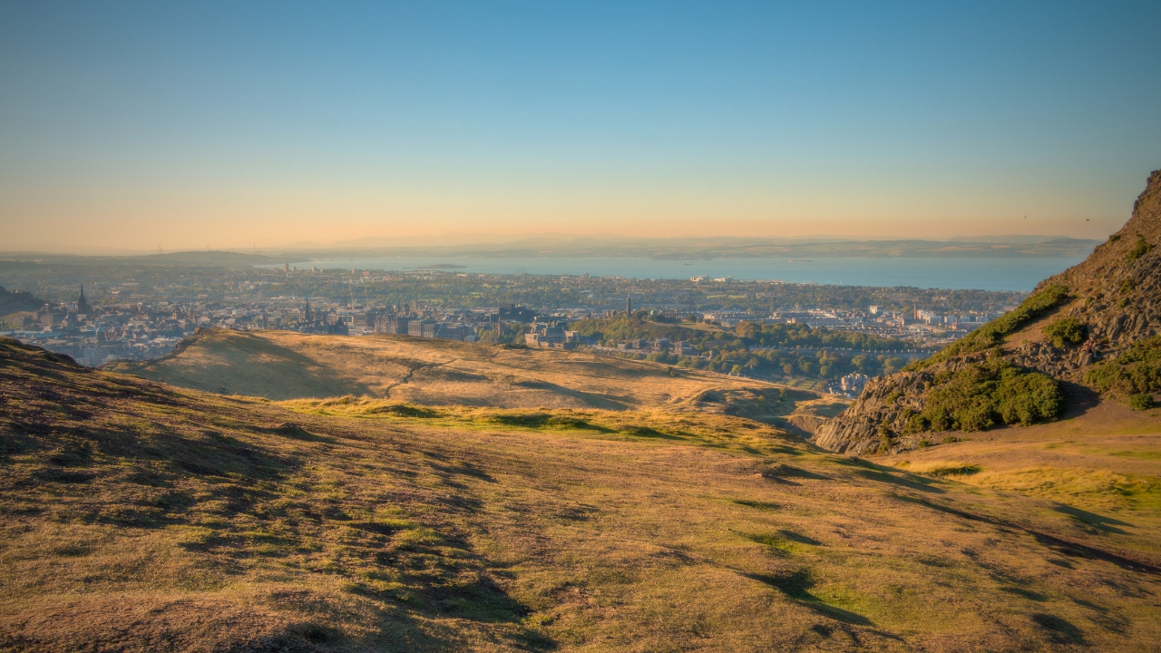 Arthur's Seat, 15x doen in Edinburgh - Map of Joy
