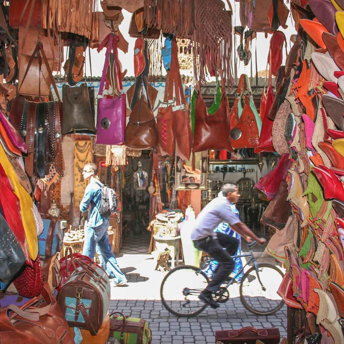 15x leuke dingen doen in en vanuit Marrakech - Map of Joy