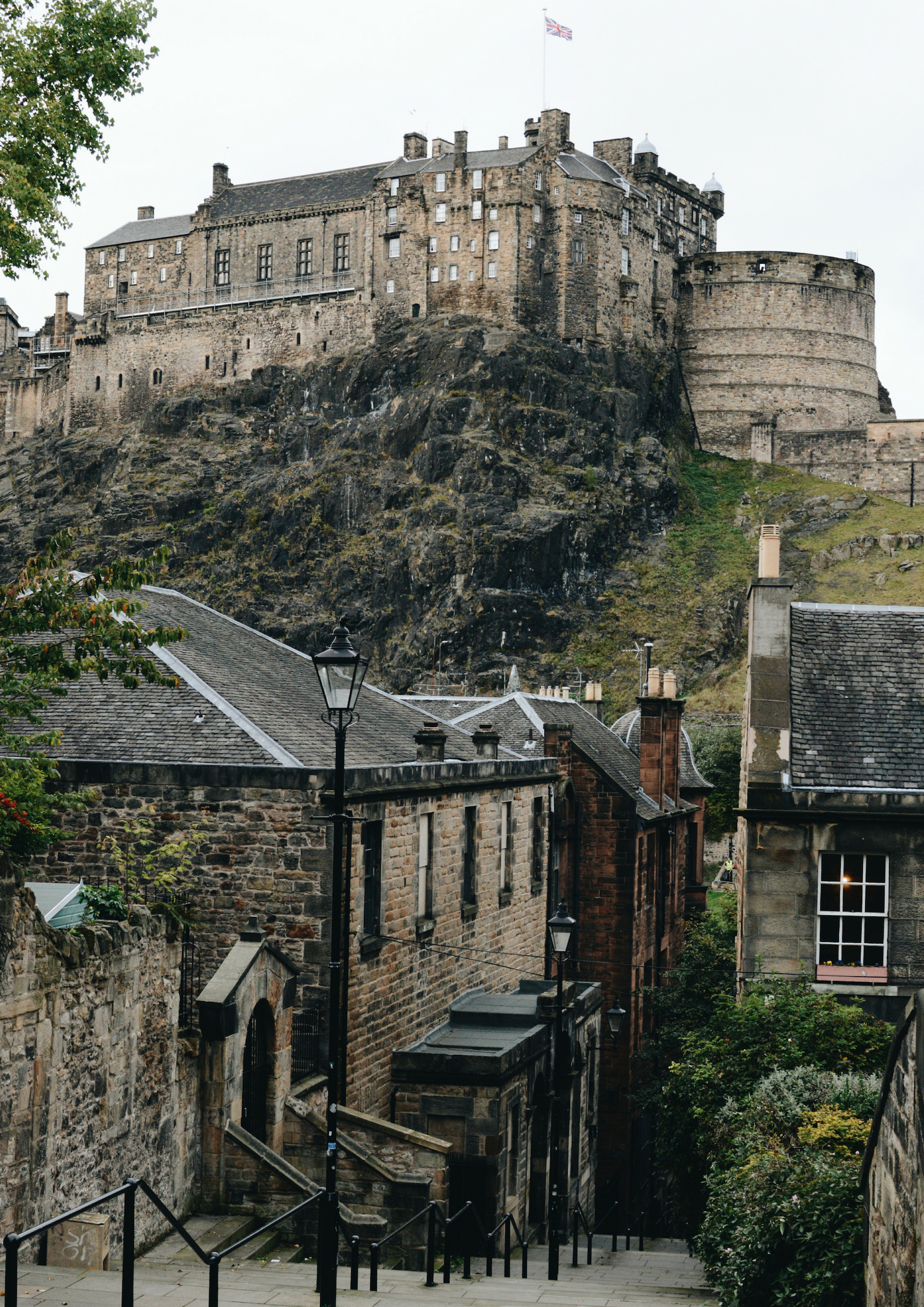 Edinburgh Castle, 15x doen in Edinburgh - Map of Joy