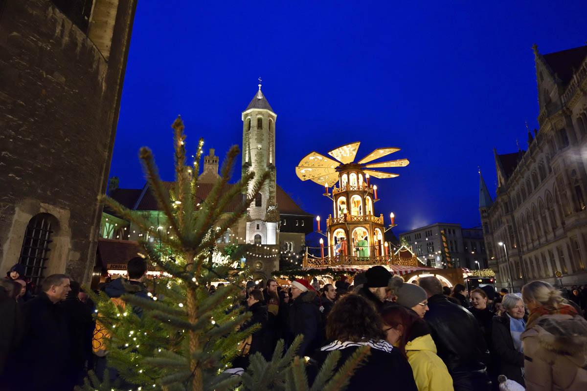 kerstmarkt Braunschweig, 9x de mooiste kerstmarkten in Nedersaksen - Map of Joy