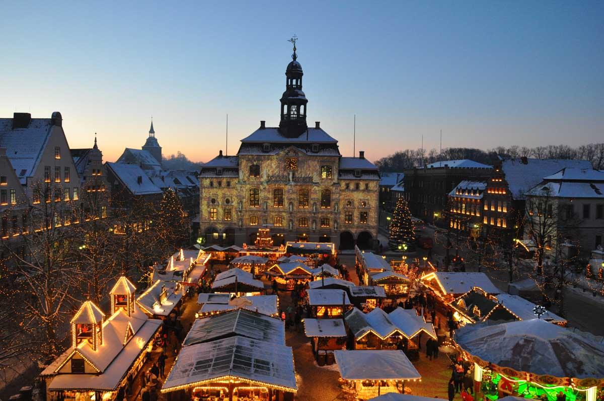 kerstmarkt Lüneburg, 9x de mooiste kerstmarkten in Nedersaksen - Map of Joy