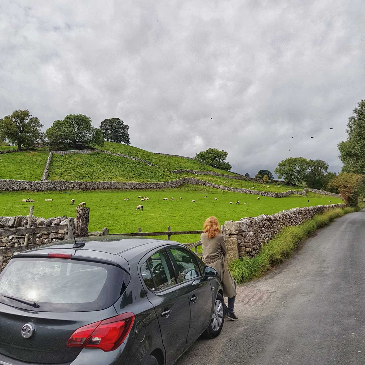 roadtrip Yorkshire Dales - Map of Joy