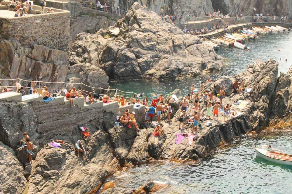 5x tips voor een bezoek aan Cinque Terre - Map of Joy