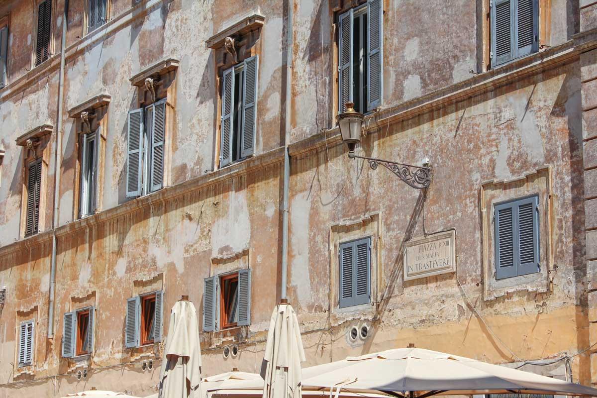 Trastevere, 9x de leukste wijken in Rome - Map of Joy