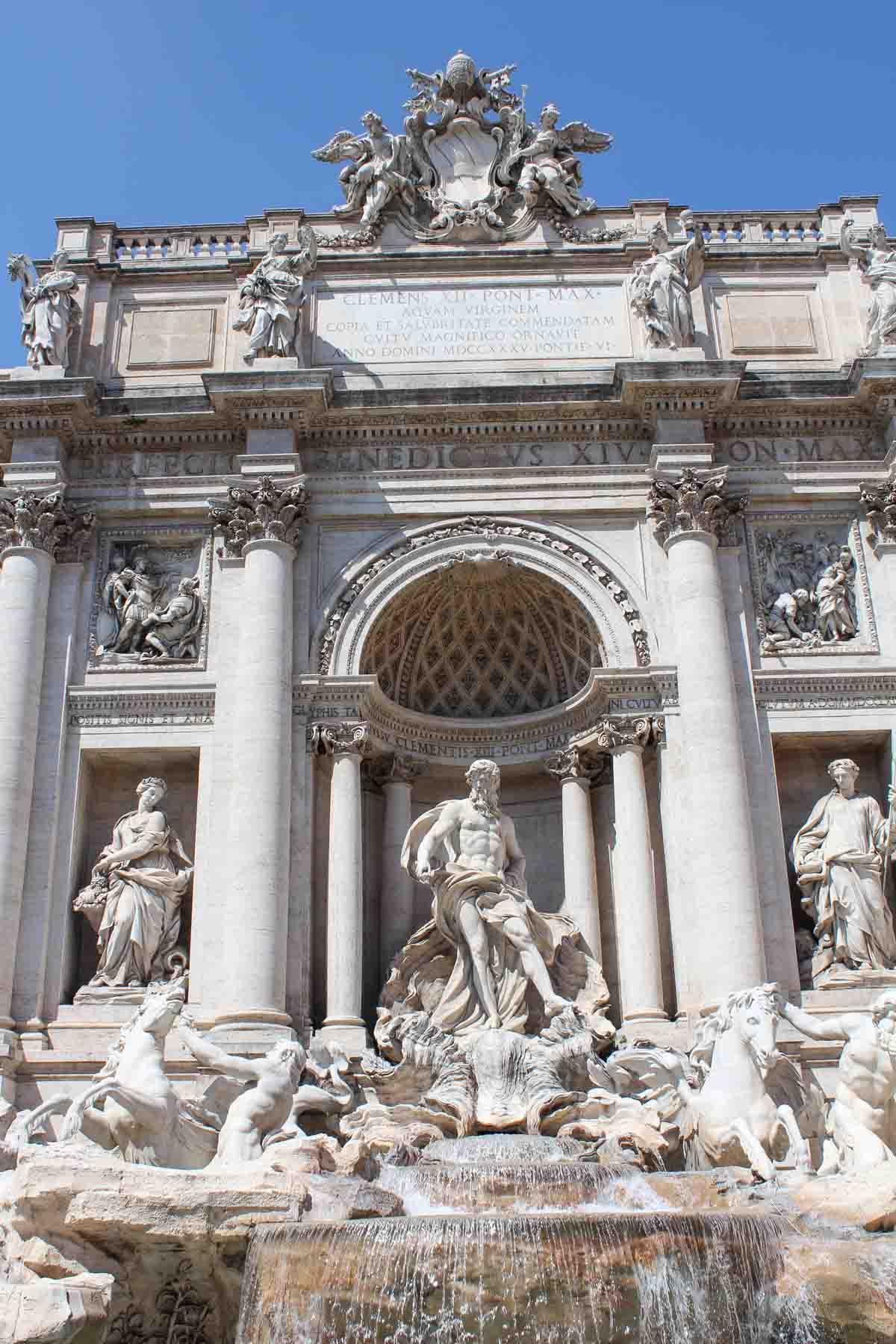 Trevi fontein, 9x de leukste wijken in Rome - Map of Joy