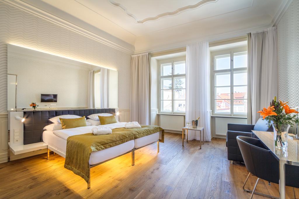 13x leuke hotels in Praag - Map of Joy