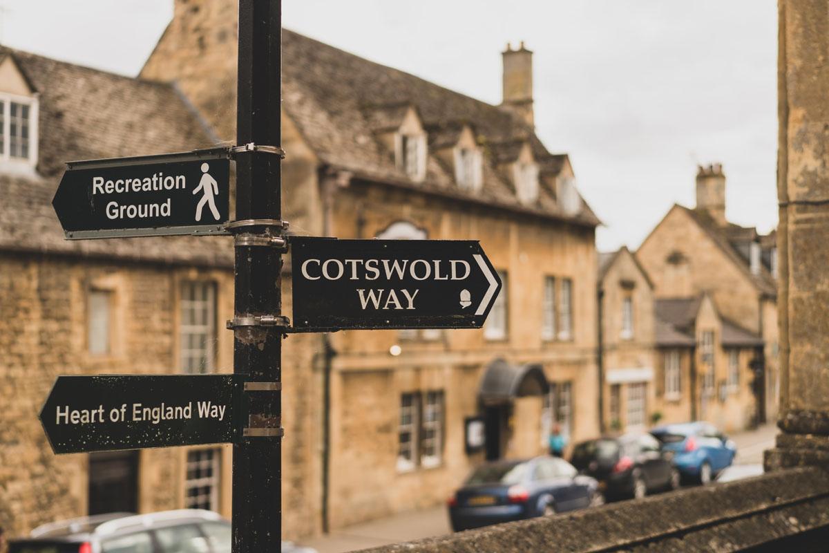 Wandelroute Cotswold Way, mooie wandelroute Engeland