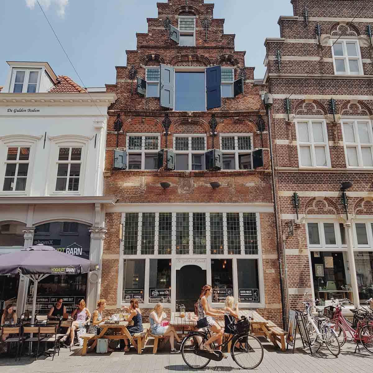 10x de leukste steden in Nederland voor een dagje weg, Den Bosch - Map of Joy