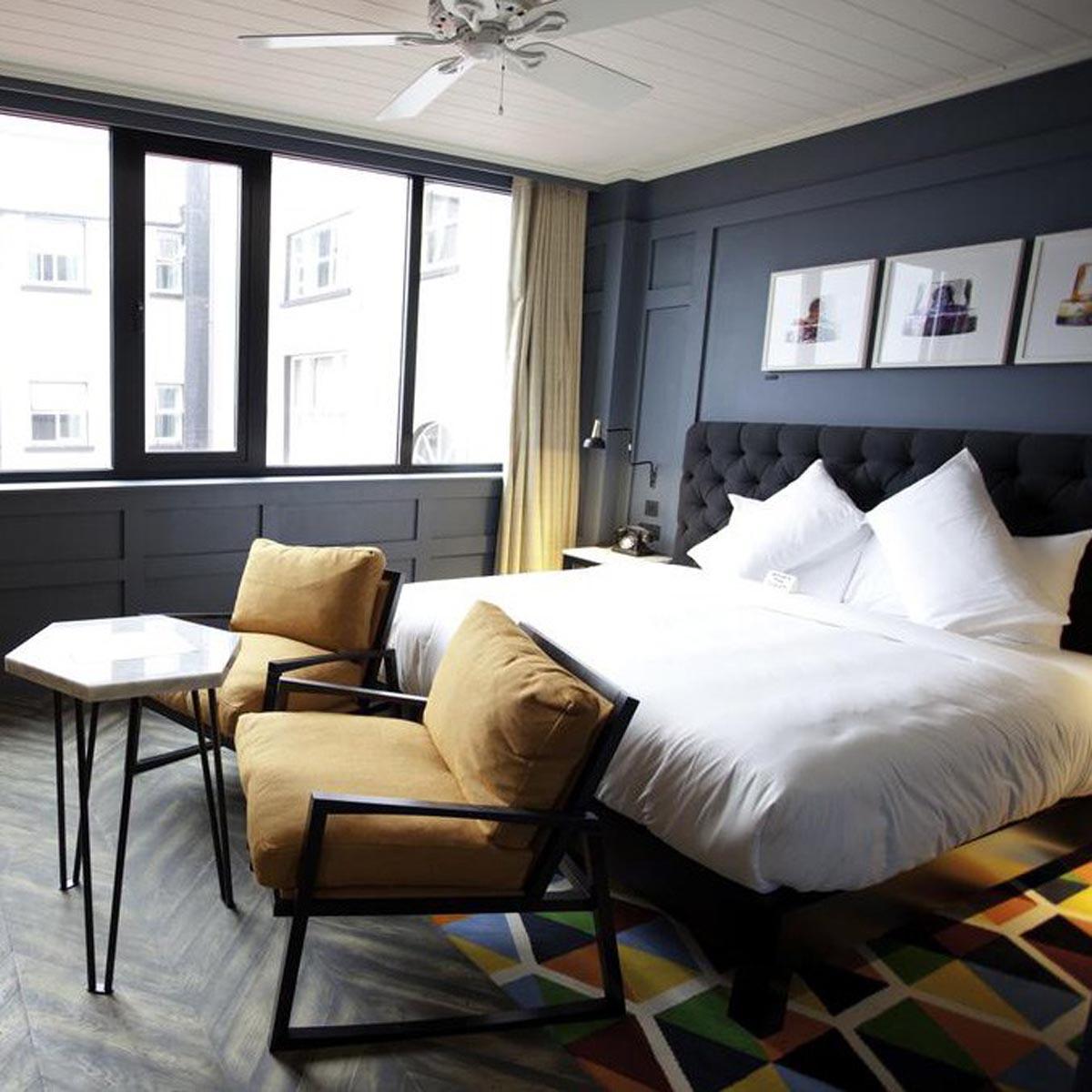 10x leuke, goedkope hotels in Dublin