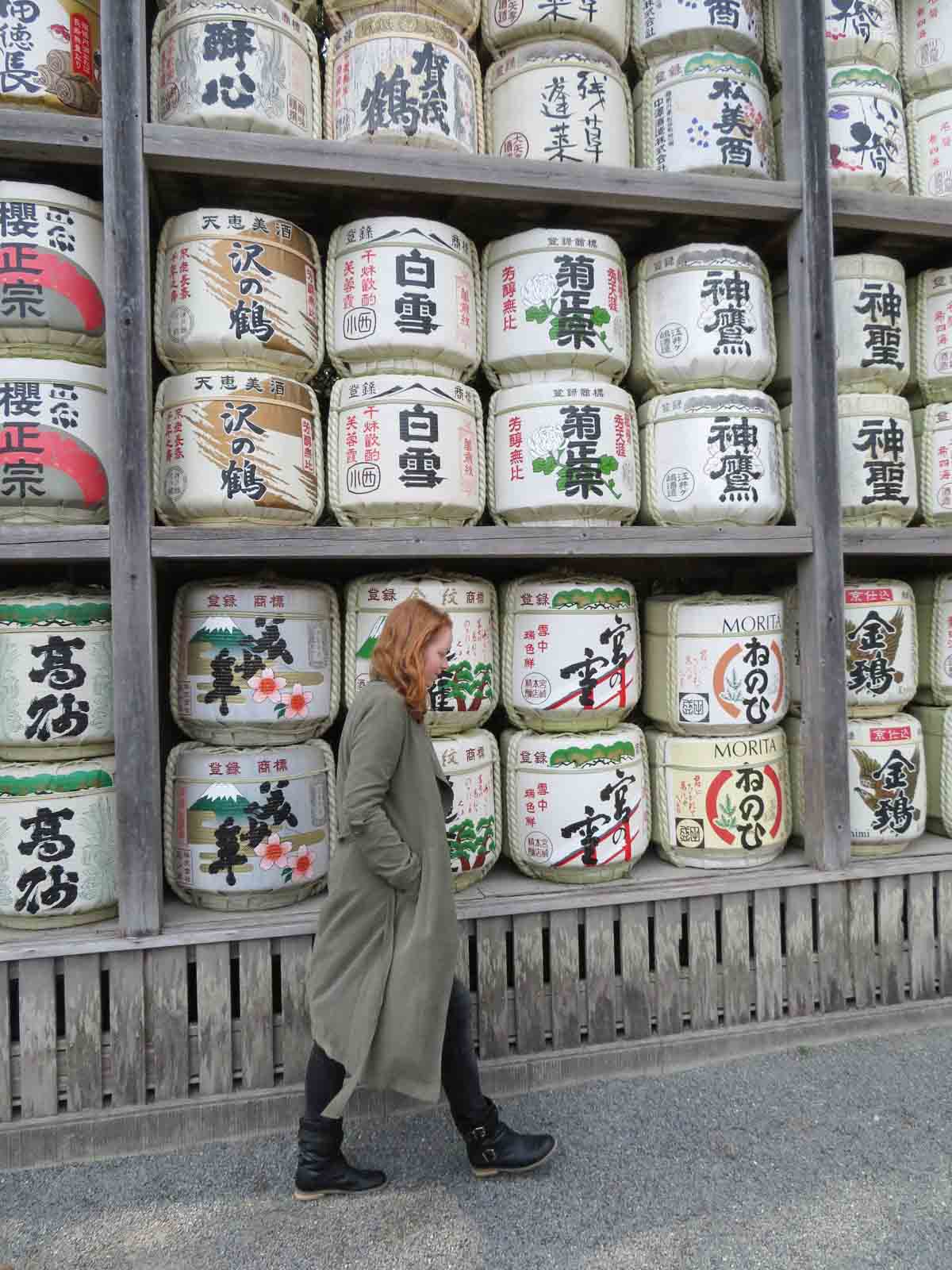 De mooiste bezienswaardigheden van Kamakura [dagtrip vanuit Tokio], Tsurugaoka Hachimangu Shrine - Map of Joy