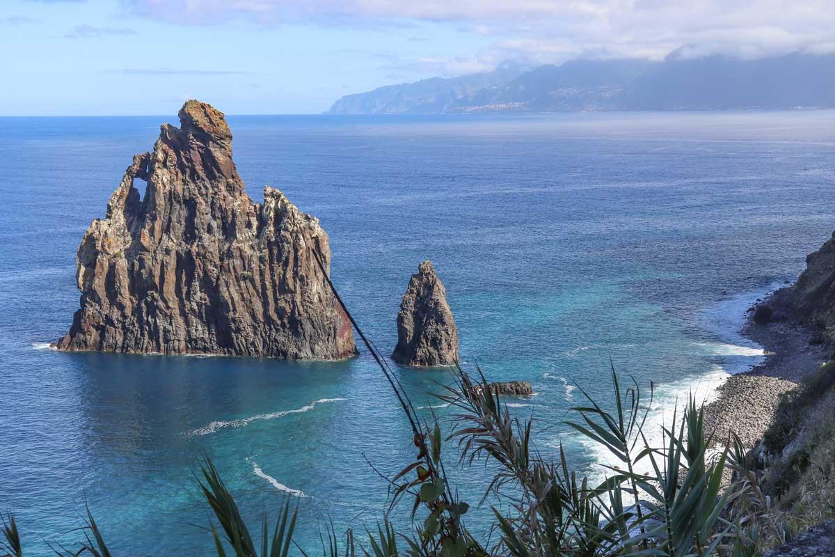 Ilhéus da Janela, Madeira - Map of Joy