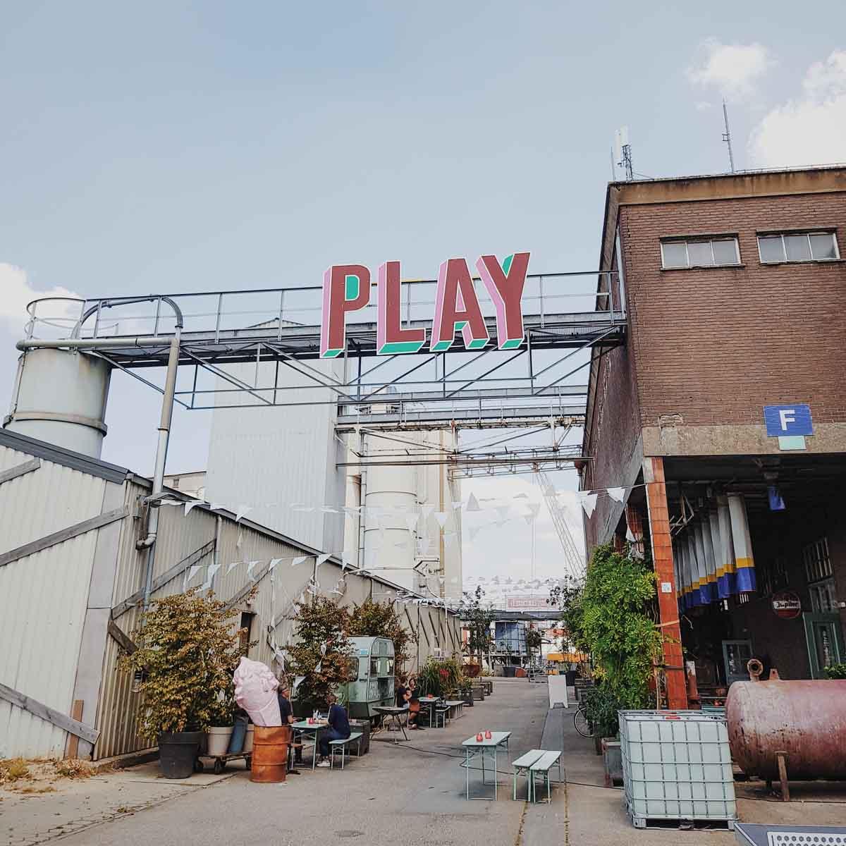 21x eten en drinken in Den Bosch, Werkwarenhuis - Map of Joy
