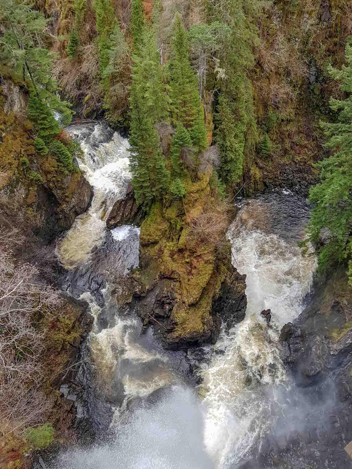 De leukste dingen om te doen in en rond Inverness, Plodda Falls - Map of Joy