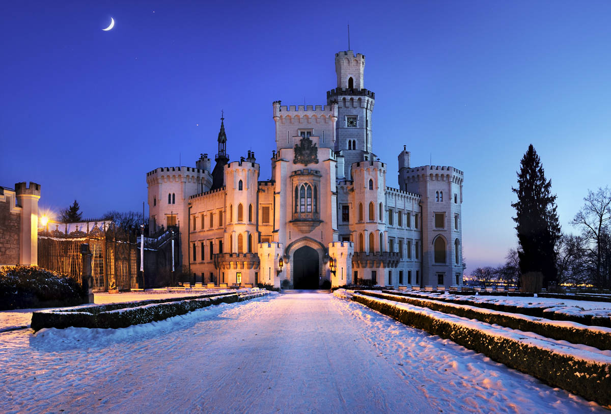De mooiste kastelen in Tsjechië die je kunt bezoeken - Map of Joy